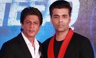 #ShameOnKaranJohar by Shah Rukh fans!