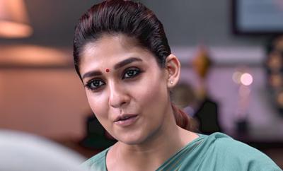 Nayanthara is people's IAS in 'Karthavyam' teaser