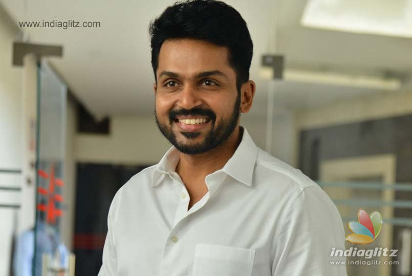 Chinna Babu is a realistic family entertainer: Karthi