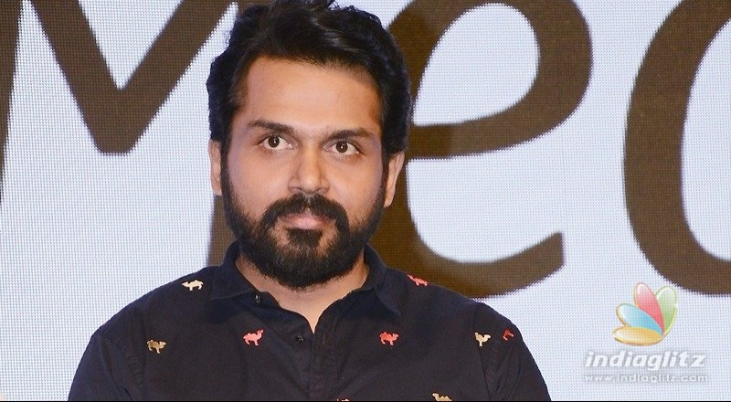 Dev is an updated film for present generation: Karthi