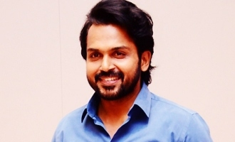 'Khaidi' is engaging, action-driven: Karthi