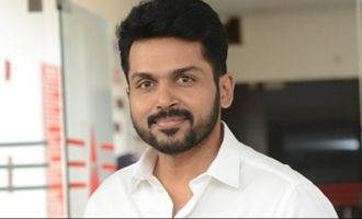 Karthi's producer incurs heavy loss due to calamity