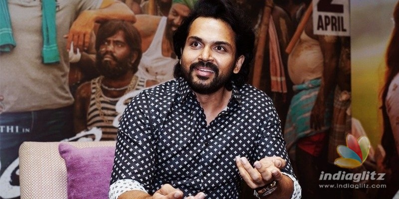 Sulthan was not an easy film to shoot: Karthi