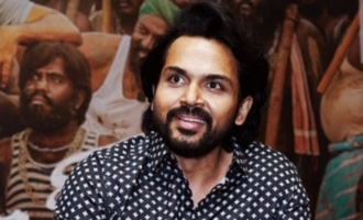 'Sulthan' was not an easy film to shoot: Karthi