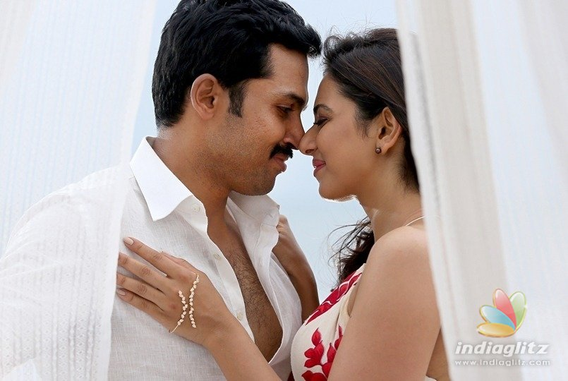 Karthi, Rakul to romance in Hyderabad