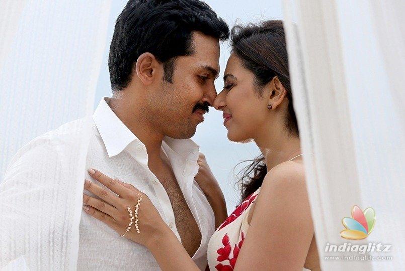 Karthi, Rakul to romance in Hyderabad