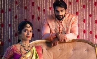 Kartikeya Gummakonda got engaged Lohitha Reddy