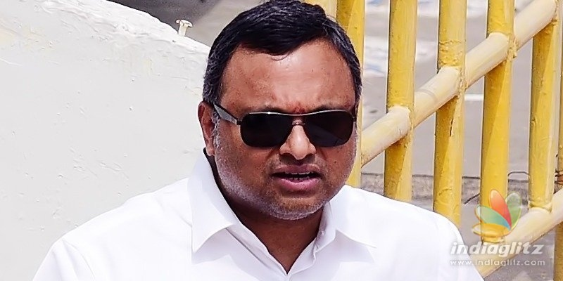 They arrested my dad to divert peoples attention: Karti Chidambaram