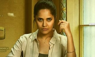 'Kathanam': Anasuya scripting something seriously
