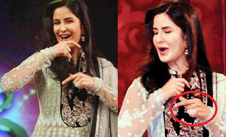 Is it Katrina Kaif's engagement ring?!?