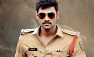 It's the cop 'Kavacham' from Bellamkonda