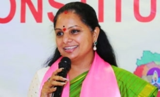 Amid BJP  rise Kavitha is confident that TRS will have a Mayor
