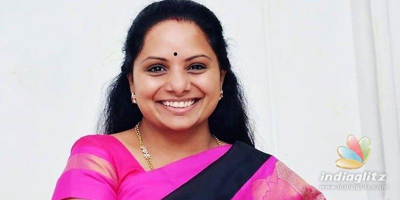 Kavitha finalized for MLC seat