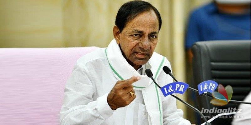 తెలంగాణ రికార్డ్స్ బద్ధలు కొడుతోంది : కేసీఆర్