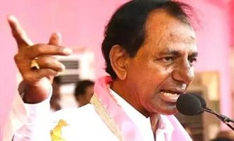 KCR claims Telangana's revenue growth rate is the best in the world!