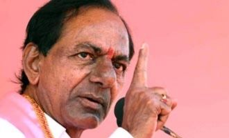 'Telangana King' KCR sworn-in as CM for a second consecutive term