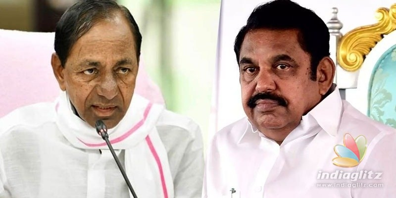 Telangana rains: KCR thanks Tamil Nadu Chief Minister