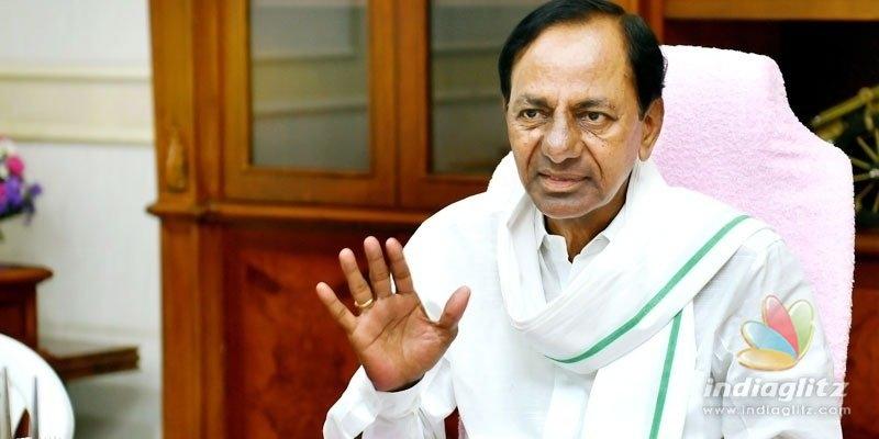 KCR instructs officials to ensure Dharani portal kickstarts from Dasara