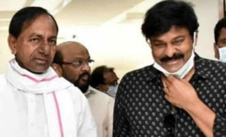 KCR promises guidelines soon, Chiranjeevi thanks CM