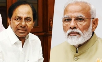 KCR writes to Modi welcoming Central Vista project