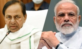 KCR requests Modi to hold recruitment exams in regional languages as well