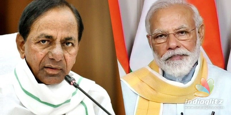 KCR warms up to Modis flagship scheme, commentators call it a U-Turn
