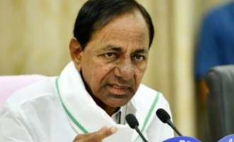 Netizens troll after KCR's warning to journo