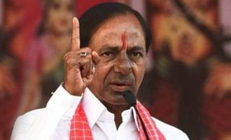 Will give return gift to Chandrababu: KCR