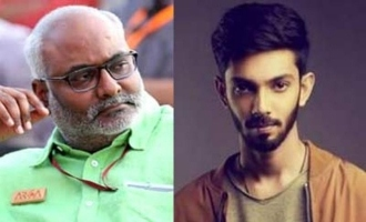'RRR' song: MM Keeravani lauds Anirudh's talent