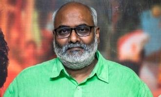 RRR to be Keeravanis final film