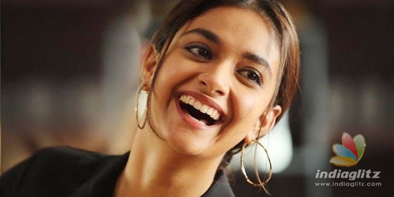 Mahesh Babu confirms Sarkaru Vaari Paata heroines name in style