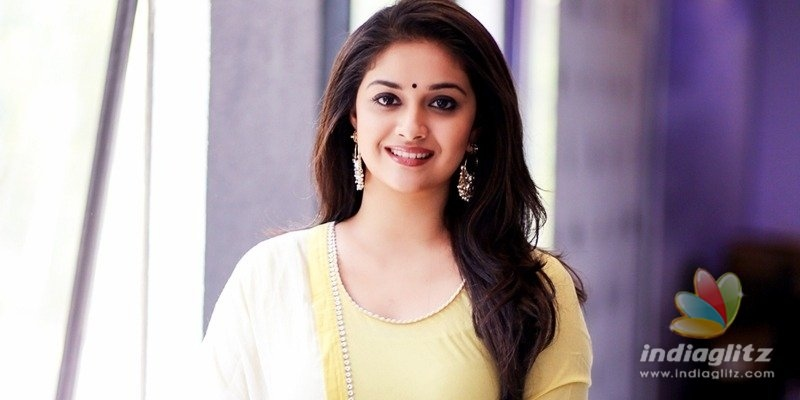 My film with Rajinikanth sir will be very special: Keerthy Suresh