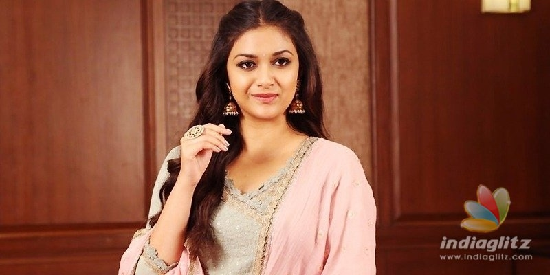 Its about mileage, honey: Keerthy Suresh