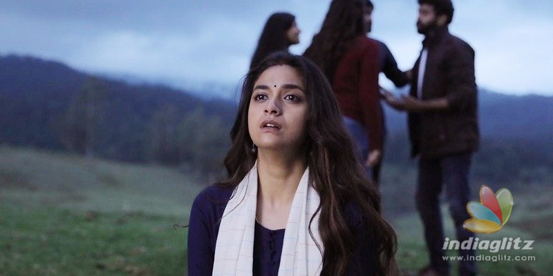 Keerthy Sureshs Penguin to have a suspense element every 20 minutes