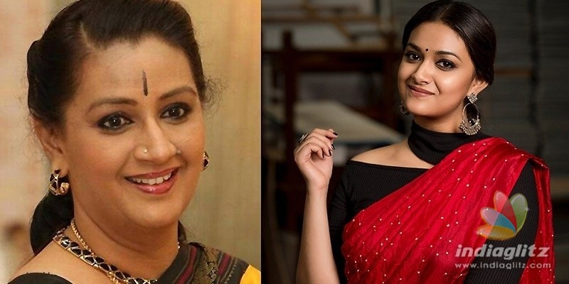 Keerthy Sureshs mother opens up on BJP rumours