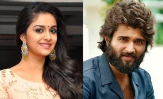 'Jathi Ratnalu': Fans enjoy Vijay Deverakonda, Keerthy Suresh's surprise cameos
