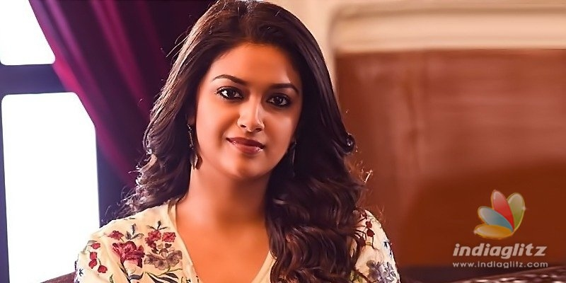 Keerthy Suresh gears up for a schedule in Europe