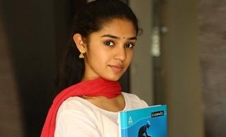 పంజా వైష్ణవ్ తేజ్ చిత్రం 'ఉప్పెన' లో క్రితి శెట్టి