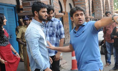 'Keshava' On Location