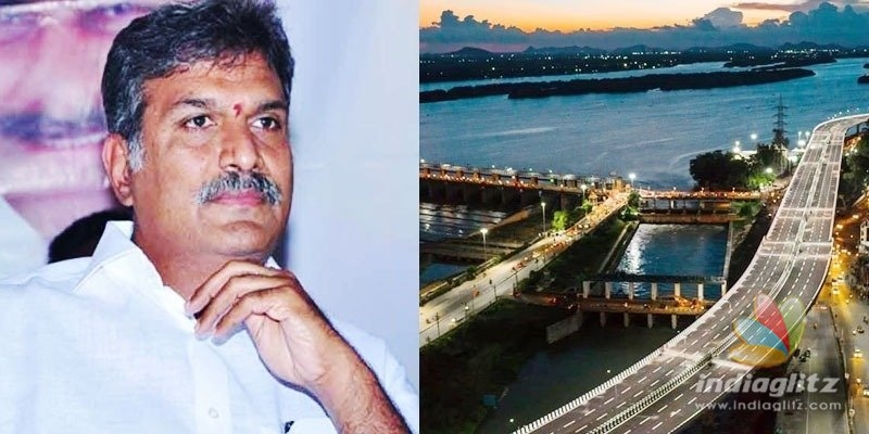 Kesineni Nani gives an important update on Kanaka Durga flyover
