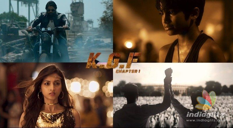 KGF Trailer-2: Rawness is all over it!