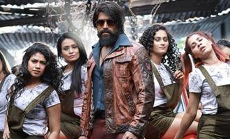 'KGF' carries no buzz in Telugu