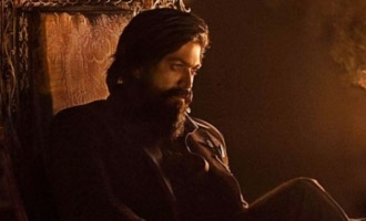 Date & time fixed for the much-awaited teaser of 'KGF-2'!