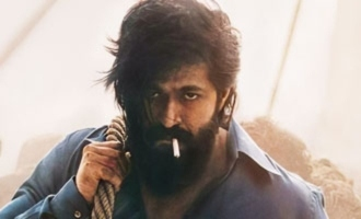 KGF Chapter 2 teaser release on Yash birthday