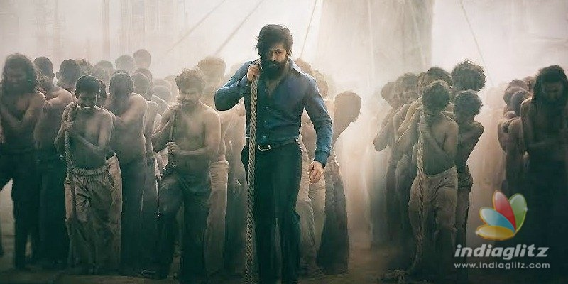 KGF-2: Shoot in progress in Hyderabad