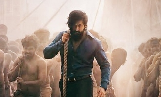 'KGF-2': Shoot in progress in Hyderabad