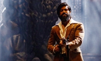 'KGF 2': Release date announced in style!