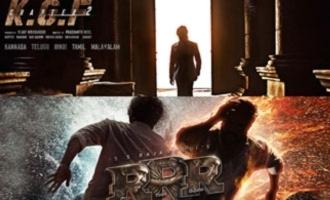 After 'KGF 2' teaser drops, fans trend 'RRR Movie'