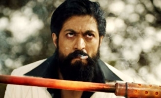 'KGF 2' Teaser: Packs a majestic punch!