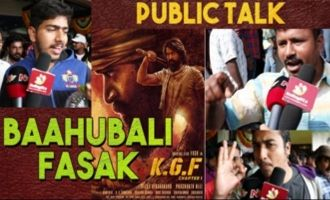 KGF Telugu Public Talk